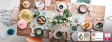 """Preisregen für Villeroy & Boch Tischkultur – Trendkollektion """"it's my match"""" und Collier-Vasen mehrfach ausgezeichnet"""