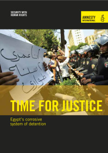 Egypt's Corrosive System of Detention