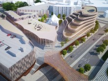 £500M Swansea city centre regeneration bid approved