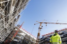 Reaction to ONS construction industry output figures for October