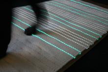 Ny forskning visar på möjligheterna inom textil interaktionsdesign