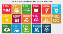 Kronprinsesse Mary, Lars Løkke Rasmussen og ledende danske CEOs samlet hos SAP om FNs 17 verdensmål for bæredygtig udvikling