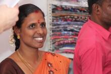Behind the scenes - Hand in Hands workshop i Indien