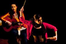 Flamencostjärna som tänjer flamencons gränser