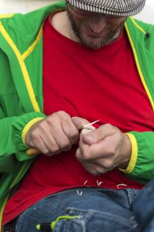 Alby ger plats för Stockholms första träslöjdsfestival