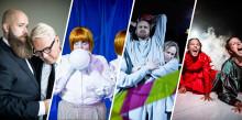 Regionteater Väst presenterar höstens föreställningar på turné