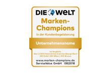 Deutschlands beste Marken 2018 aus 198 Branchen