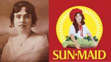 Sun-Maid fyller 100 år