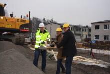 Miljö i fokus för nytt flerbostadshus i Väsby