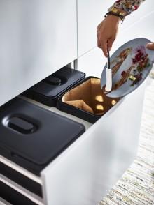 IKEA vil reducere sit madspild med 50 procent