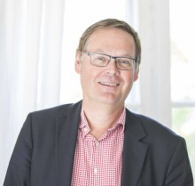 Pressinbjudan: Träffa Johan Sterte- Karlstads universitets nye rektor