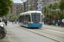 Trafikinformation: Kommande omläggningar i spårvagnstrafiken