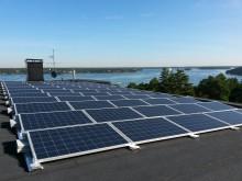 Järfälla kommun vinner Solenergiprisets hedersomnämnande för årets prestation