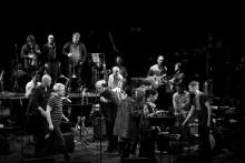 Massivt och mäktigt med Fire! Orchestra