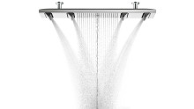 AXOR ShowerHeaven 1200/300 4jet: Brusebad i en ny dimension
