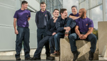 Mitie recognised as top apprenticeship employer
