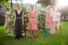 POSY by Interflora skabte rammerne for modeugens smukkeste show