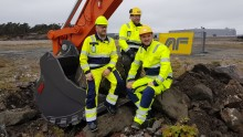 Kontrakt signert på E39 Kristiansand vest – Mandal øst