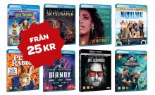 Välkommen på utförsäljning under Filmstadens Julmarknad