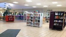 Rosengårdsbiblioteket stängs för sanering