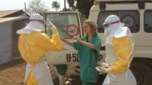 GUINEA: Ebolaepidemi utan motstycke