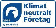 Vi är klimatneutrala för nionde året i rad