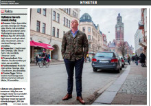 Optimizer och Henrik Persson i Dagens Industri