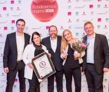 Eidsiva bredbånd vant prisen for årets beste kundeservice 2015