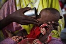 Mat og medisiner til Afrikas horn