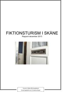 Skåne har stora möjligheter att utveckla fiktionsturismen