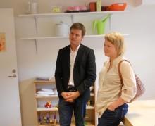 FP: Utveckla Fullersta öppna förskola till en familjecentral
