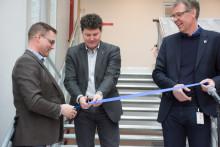 Nu öppnar 6 500 kvm nya vårdlokaler på Nus
