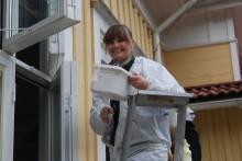 30 volontärer hjälpte Ågrenska