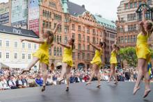 Nationaldagsfirande i Malmö