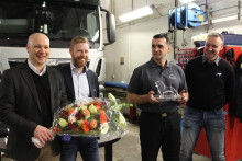 Neoplan Väst AB, Göteborg - MAN Service Partner of the Year 2016
