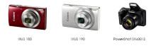 Forevige øyeblikket med Canons nye, brukervennlige kompaktkameraer