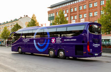 Bussbolaget med högst kundnöjdhet firar 10 år i branschen