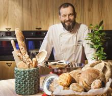 Bakweekends med Johan Sörberg på Brödfabriken på Lovik