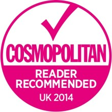 Panasonic's EH-NA65 Hairdryer Receives a 'Reader Recommended Award' by Cosmopolitan Magazine