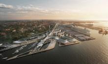 Utveckling av Tallinns hamn i samarbete med Zaha Hadid Architects