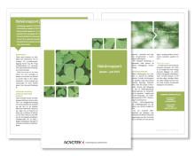 Novoteks halvårsrapport för 2015