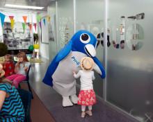 Elämää Nestléllä: Kotijoukot kohtasivat perhetapahtumassa