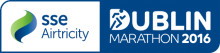 Official Parking Partner for 2016 SSE Airtricity Dublin Marathon