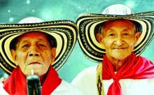 Colombiansk cumbia med legendariska Los Gaiteros de San Jacinto