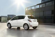 Toyota Yaris Hybrid – snålast och prissatt
