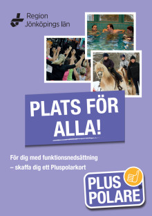 Folder: Pluspolarkortet - Plats för alla