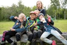 Det är inne att vara ute: Scouterna siktar på att bli ännu fler – Nu drar höstens rekrytering i gång