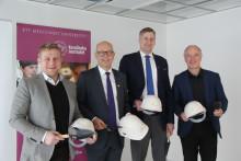 Akademiska Hus bygger framtidens laboratorium i Flemingsberg