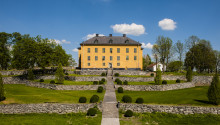 Sisyfos och K-rauta rustar upp Wenngarns slott