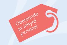 Västerbottens läns landsting fortsätter minska beroendet av inhyrd personal